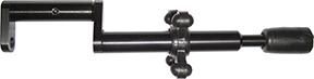 Bow Rattler String Suppressor Front Mount