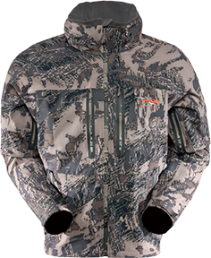 Sitka Cloud Burst Jacket Open Country Large