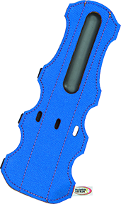 Neet NASP Youth Range Armguard Blue