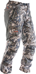 Sitka Blizzard Bib Pant Open Country Medium