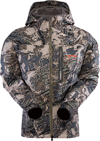 Sitka Cold Front Jacket Open Country 2X