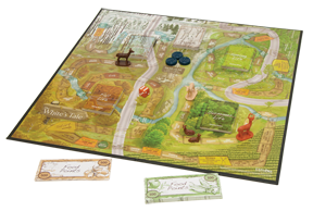 OMP Whites Tail Board Game