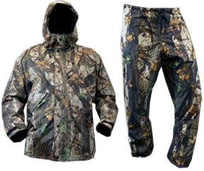 Weather Beater Suit Pack Combo Widow Maker Camo Large