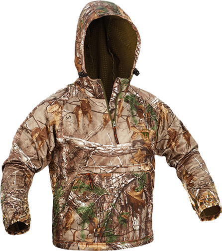 Heat Echo Light Performance Hoodie Realtree Xtra Camo Large