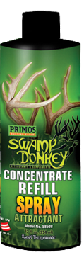 Swamp Donkey (2) 12 oz Refill Bottles