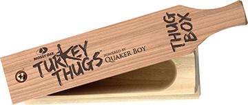 Quaker Boy THUG Box Call