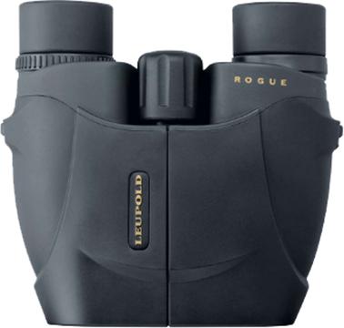 Leupold BX-1 Rogue 10x25 Compact Binoculars Black