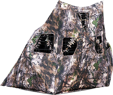 Mantis 3 Hub Ground Blind
