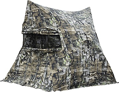 Primos Double Bull Shack Attack Blind Truth Camo