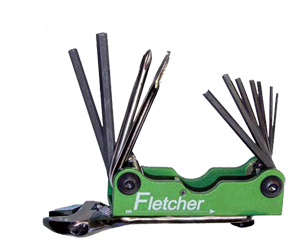 Fletchers Field Tool