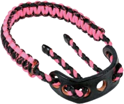 Bow Sling Elite Custom Cobra Black/Neon Pink