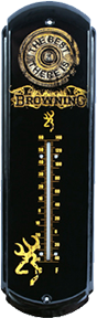 Browning Tin Thermometer