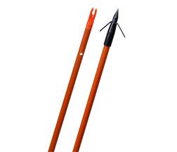 Fin-Finder Raider Arrow Orange w/Typhoon Point