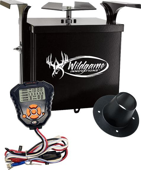 Wildgame 6v Digital Feeder Unit