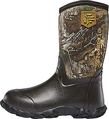 Lil Alpha Lite 5.0mm Boot Realtree Size 4