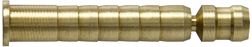 Easton H Brass Inserts 50-75 gr. 12 pk.