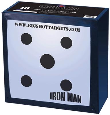 Big Shot Iron Man 18 Crossbow Target