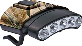 * Cyclops Orion Tilt Cap Light Nxt Camouflage