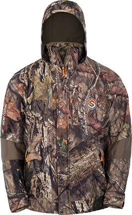 Cold Blooded Jacket Reversible Vest Mossy Oak Country 2X