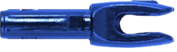 Deep 6 4mm Nock Blue