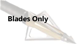 Hades & Mathews Extra Blades 85, 100,& 125gr