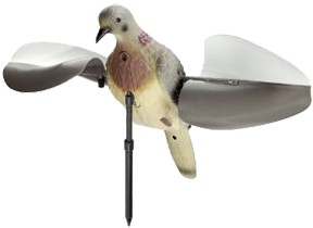 Lucky Duck Air Dove W/Stake Decoy