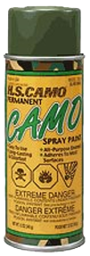 *12oz Olive Drab Camo Spray Paint