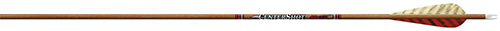 Beman Centershot Arrows 340 5 in. Feathers 6 pk.