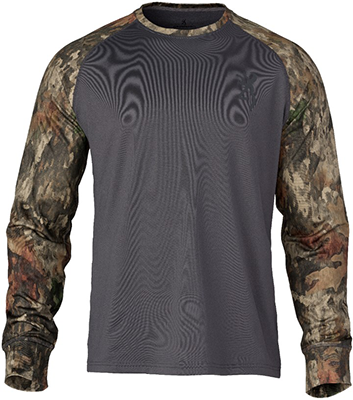 Hells Canyon Speed Riser-FM Baselayer L/S Shirt Large