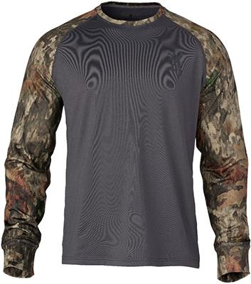 Hells Canyon Speed Riser-FM Baselayer L/S Shirt 2Xlarge