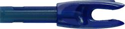 G 4mm Nock Large Groove Blue