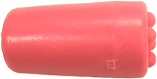 Bow Jax Pink Replacement Stopper 3/8""