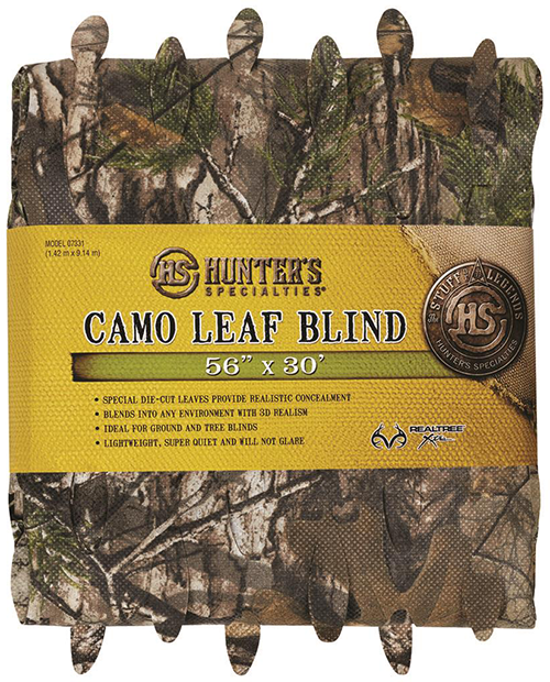 Hunters Specialties Leaf Blind Material Realtree Xtra 30 ft.