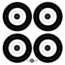 Arrowmat Foam Target Face 20 cm Field Face 17x17 in.