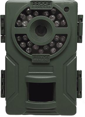 Primos 12mp Mugshot Trail Low Glow Camera Olive Drab Green