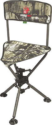 Primos Swivel Tri-Stool Double Bull Stool Camo