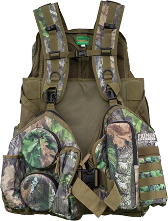 Primos Rocker Turkey Vest New Obsession Camo Medium/Large