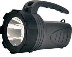 Cyclops 1 Watt LED Rechargeable Spotlight