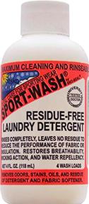Atsko Sport Wash Laundry Detergent 4 oz.