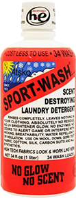 Atsko Sport Wash Laundry Detergent Mountain 18 oz.