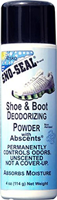 Atsko Shoe/Boot Powder 4 oz.