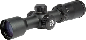Hawke 1.5-5x32 SR IR Crossbow Vari-Speed Scope Red/Grn IR
