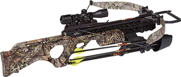 Matrix Grizzly Crossbow Package Mossy Oak Country