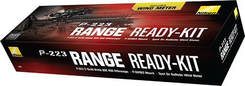 Nikon P-223 Range Ready Kit