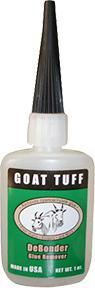 * Goat Tuff Debonder 1oz Bottle
