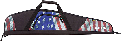 "Allen Victory 52"" Shotgun Case Custom Flag Pattern"