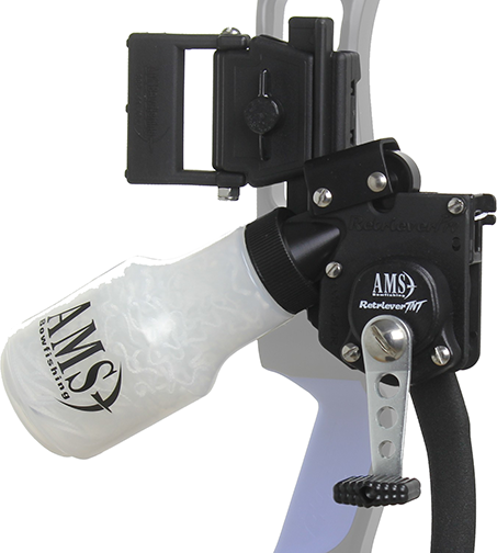 AMS Retriever Pro Left Hand Tournament Series Reel