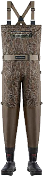 Alpha Swampfox Insulated Drop Top Wader Bottomland 1000g Sz11