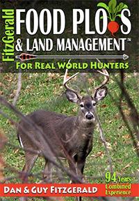 Fitzgerald Food Plot/Land Management DVD