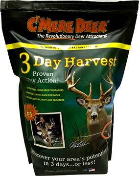 Cmere Deer 3 Day Harvest 5.5 lb Bag